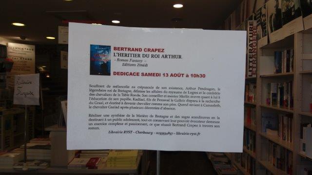 L'avis du libraire