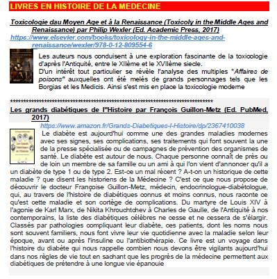 2017 mai lettre histoire medecine