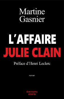 Couverture de L'Affaire Julie Clain