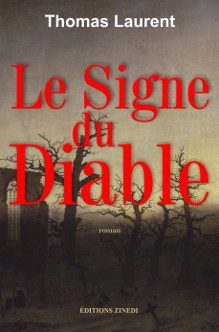 Couverture du roman de Thomas Laurent Le Signe du Diable