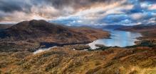 """Lande et lacs écossais - Chapitre 6 du feuilleton """"Et ensuite..."""" écrit par les auteurs des éditions Zinédi"""