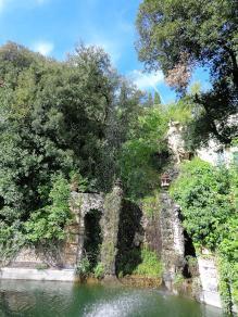 Jardin villa garzoni 2