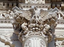 Lecce - cariatide