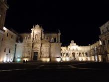 Lecce -vue de nuit